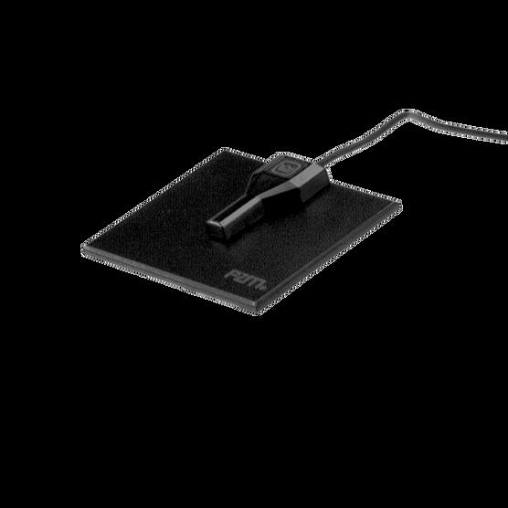 PZM6 D - Black - High-performance hemispherical boundary layer microphone - Hero