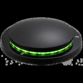 CBL201 - Black - Dual element, professional low-profile boundary layer microphone - Hero