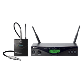 WMS470 Instrumental Set - Black - Professional wireless microphone system - Hero