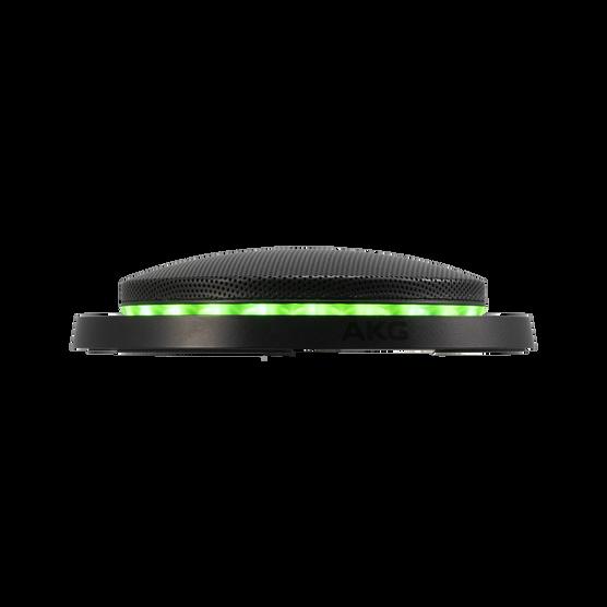 CBL201 - Black - Dual element, professional low-profile boundary layer microphone - Detailshot 2
