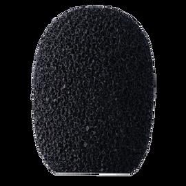 W82 (10 Pack) - Black - Windscreens for LC82 MD MicroLite microphones - Hero