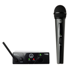WMS40 Mini Vocal Set Band-US45-C - Black - Wireless microphone system - Hero