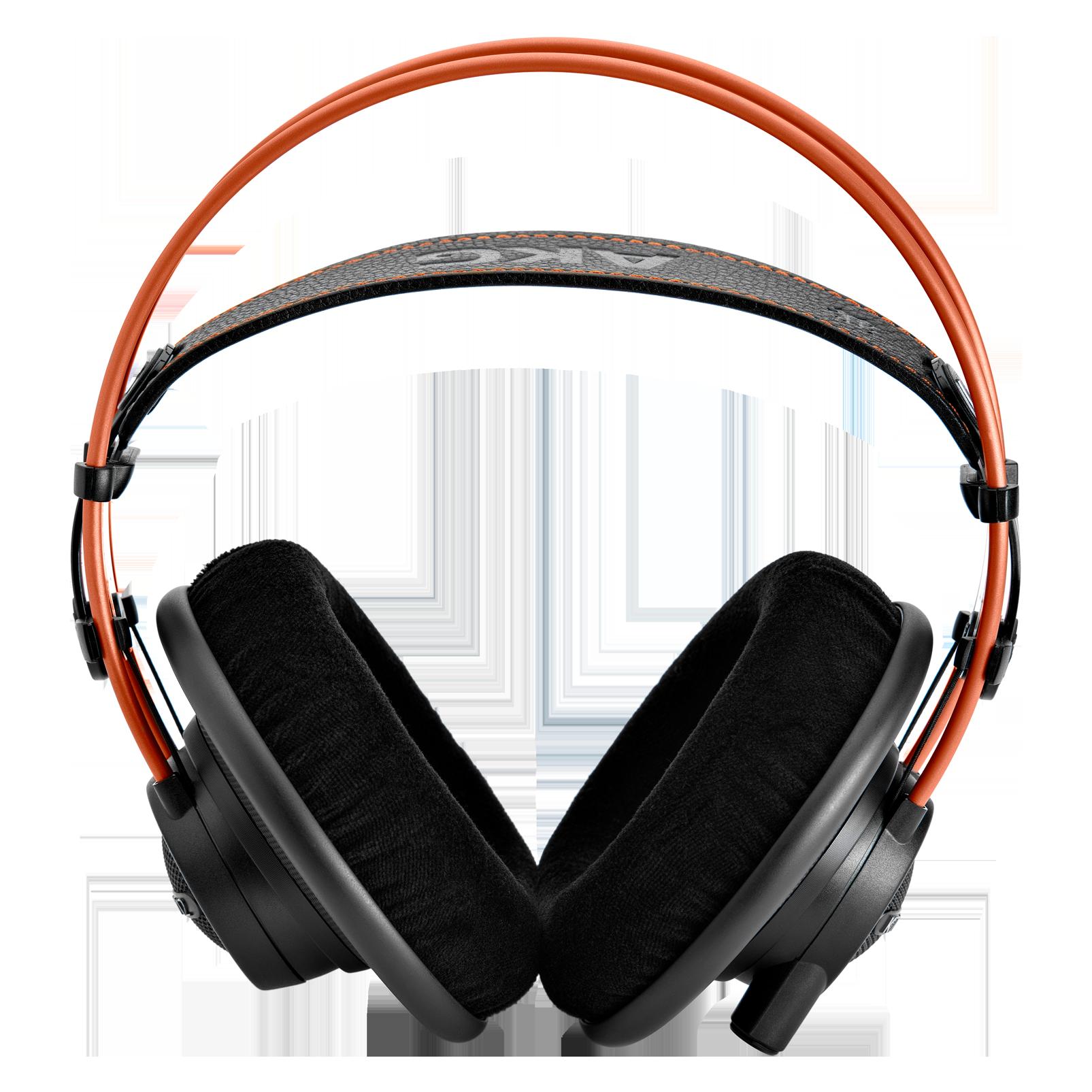 K712 PRO - Black - Reference studio headphones  - Front