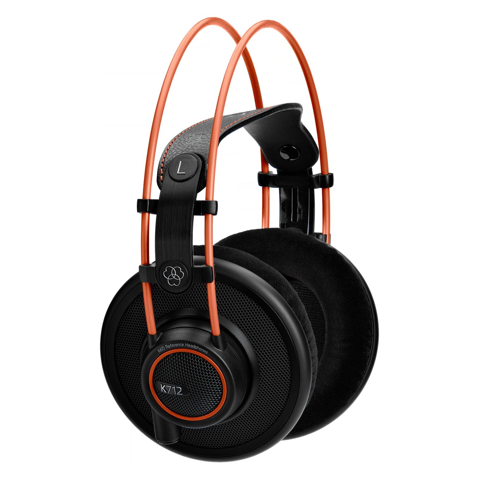 K712 PRO - Black - Reference studio headphones  - Hero