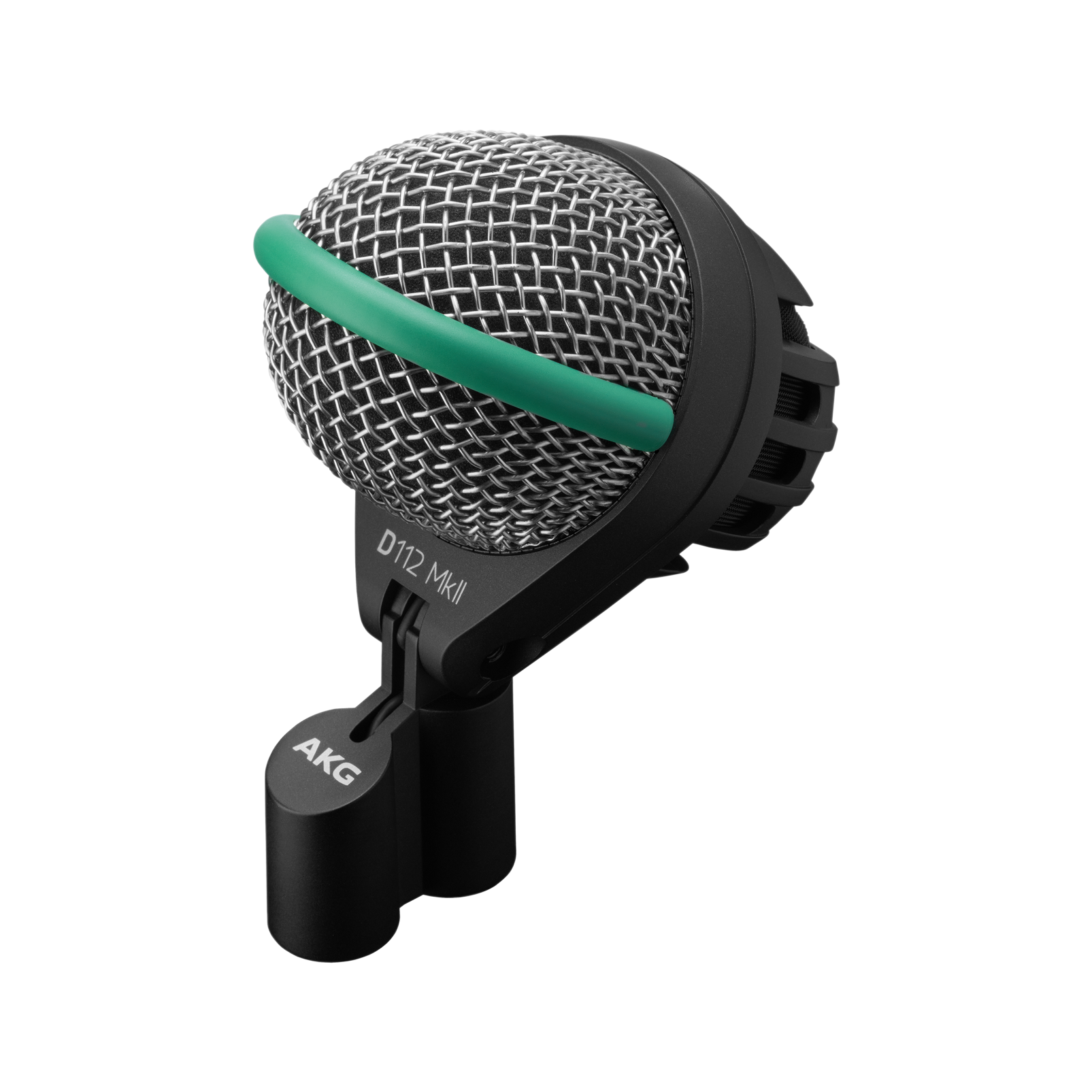 D112 MKII - Black - Professional dynamic  bass drum microphone - Detailshot 3