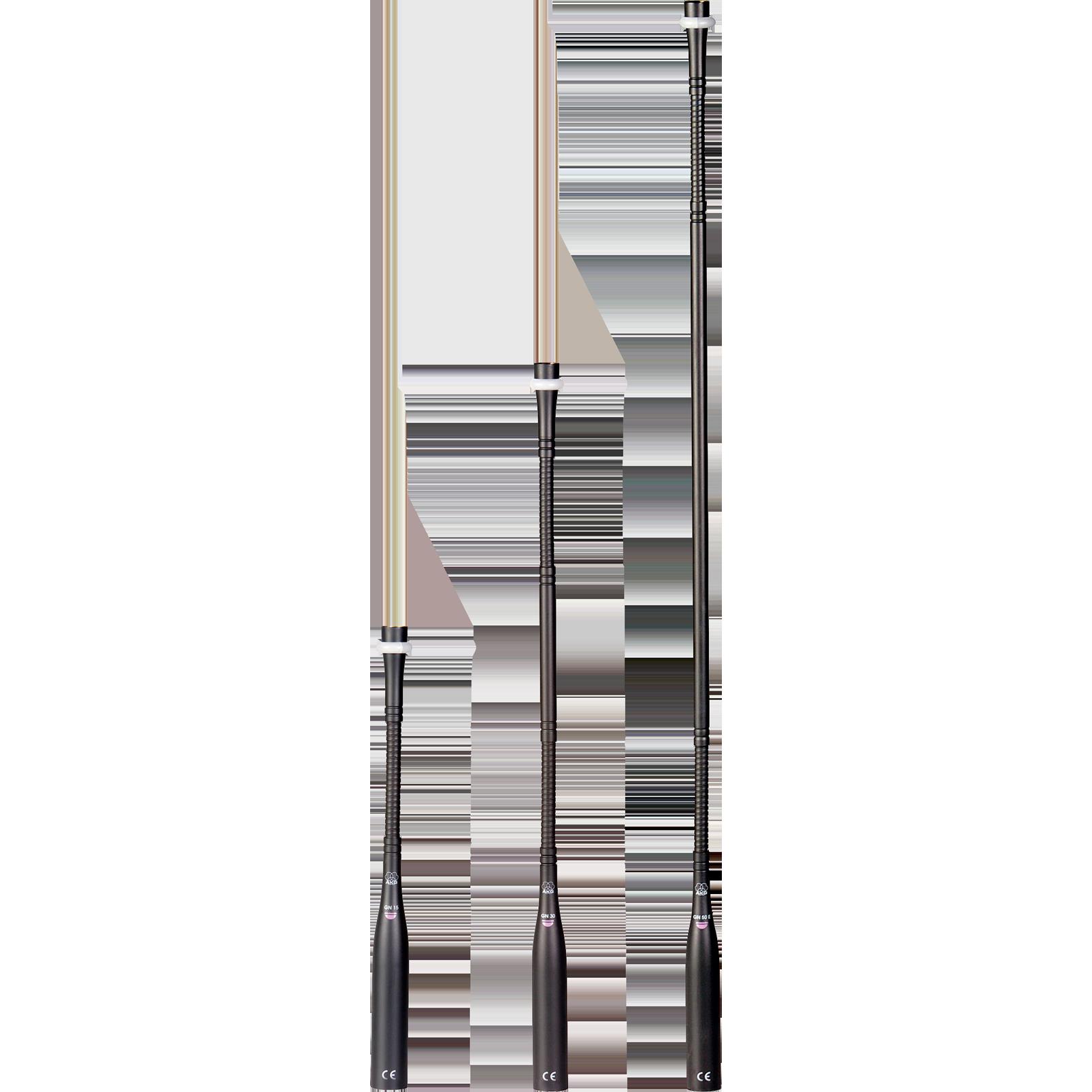 GN50 E 5Pin - Grey - 50cm (20in) High-performance modular gooseneck module - DAM Series - Hero